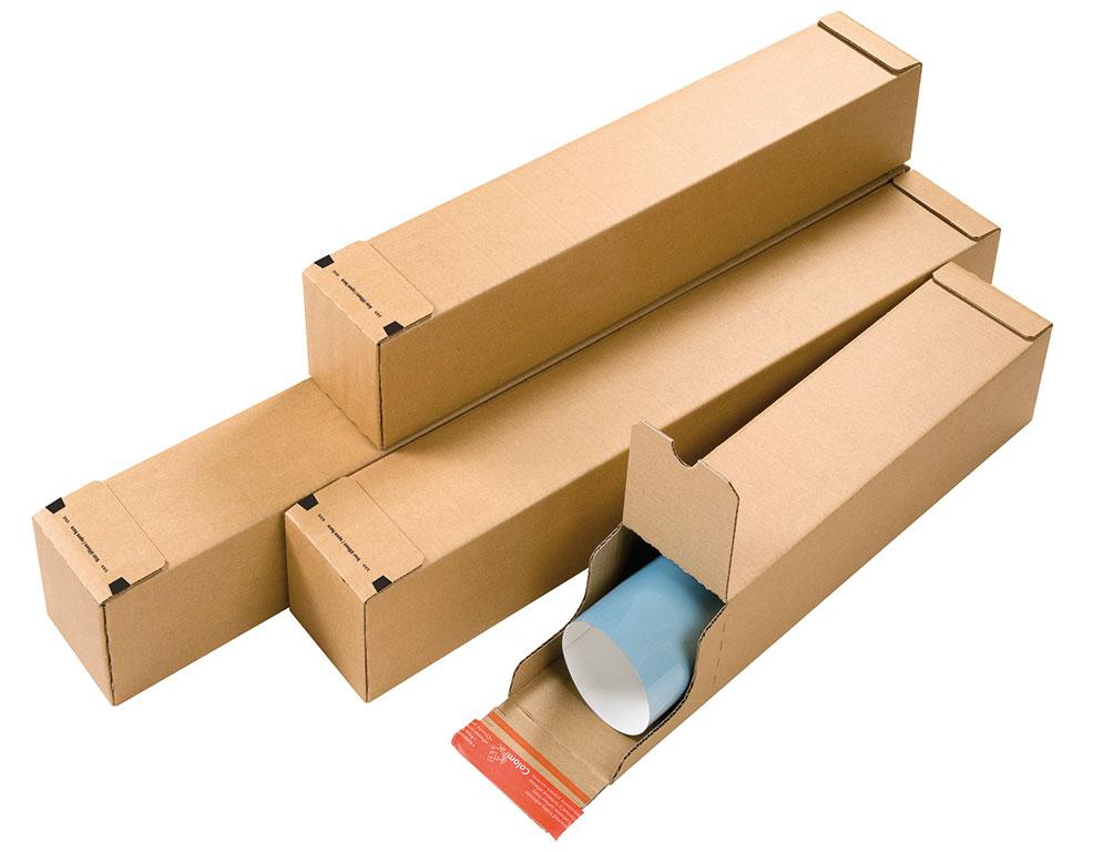 Colompac Long Rectangular Boxes Kilby Packaging