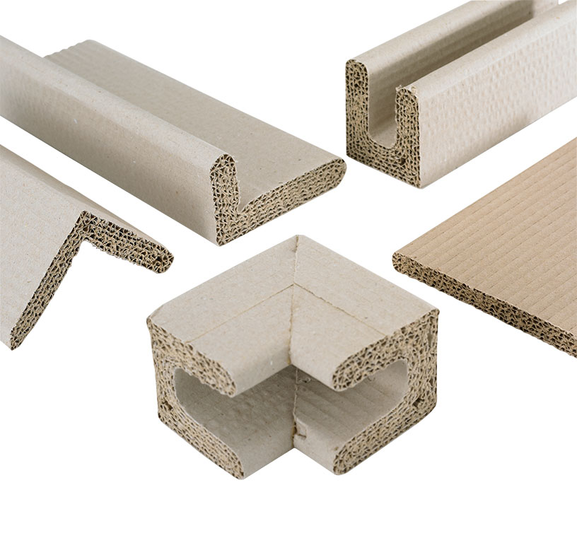 Corrugated Edge Protectors