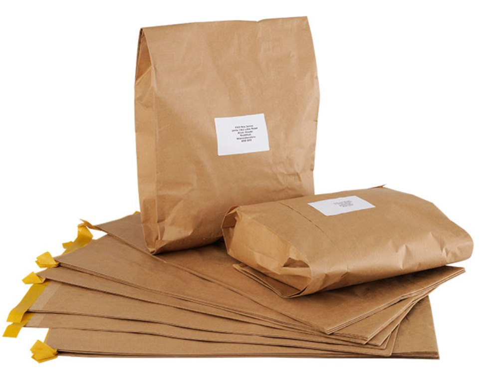 Large Paper Mailing Sacks