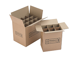 Wine Transit Boxes