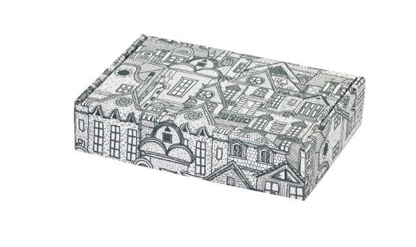 Rooftop Gift Box