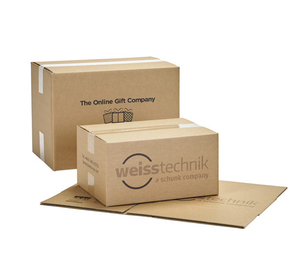 Printed Stock Boxes