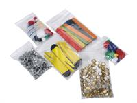 Write-on Resealable Grip Bags