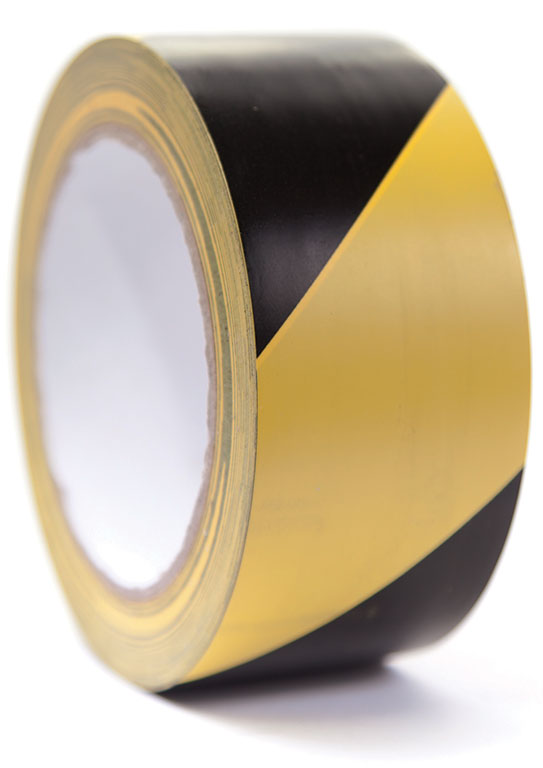 Hazard Warning and Indoor Marking Tape