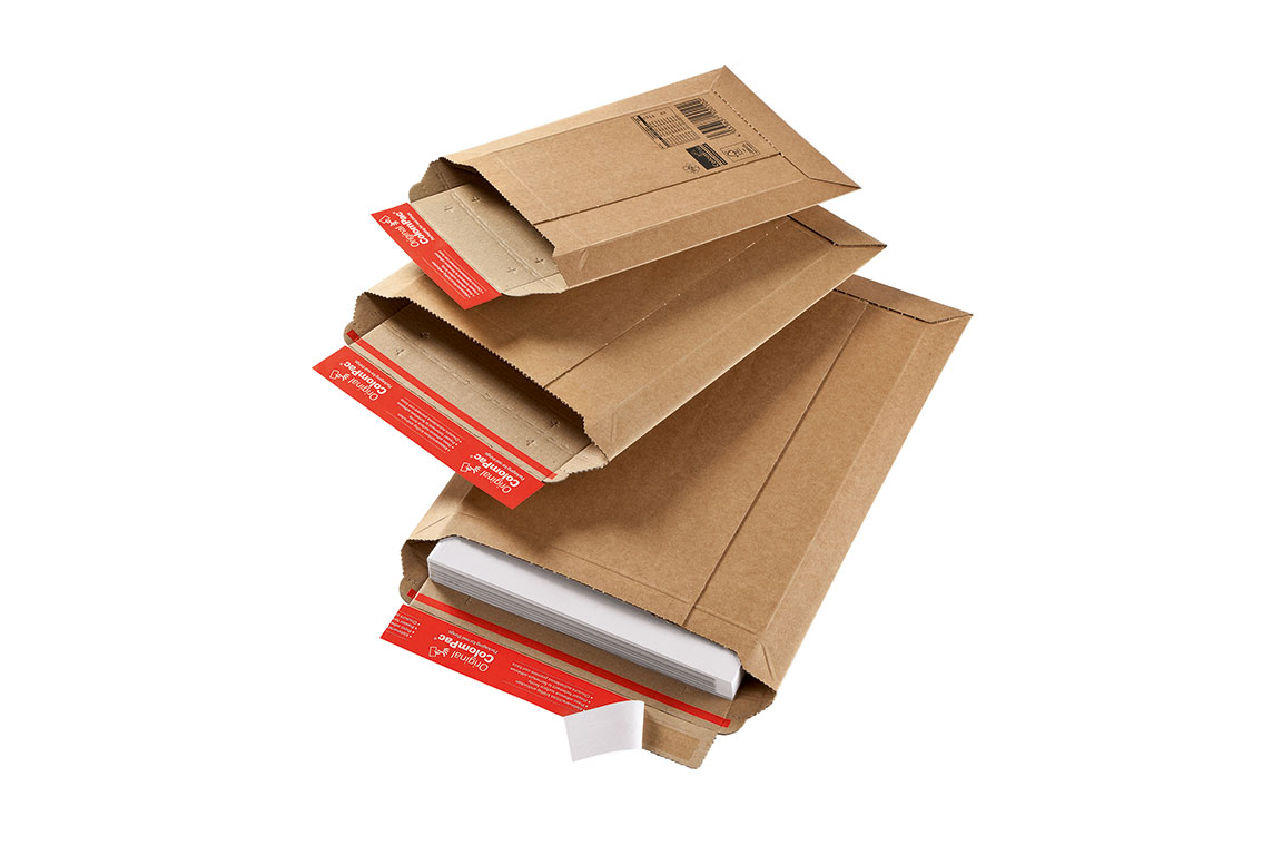 Colompac Corrugated Pocket Envelopes