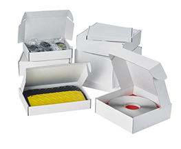 Colompac Red Bow Gift Box