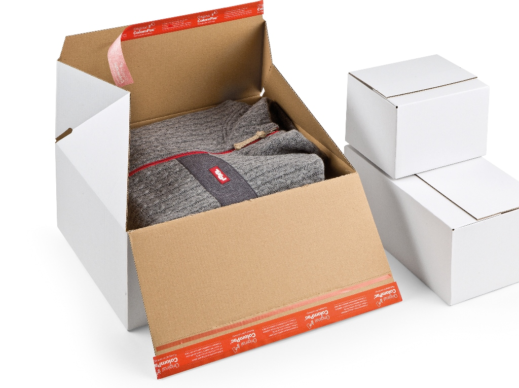Colompac Despatch and Return Boxes