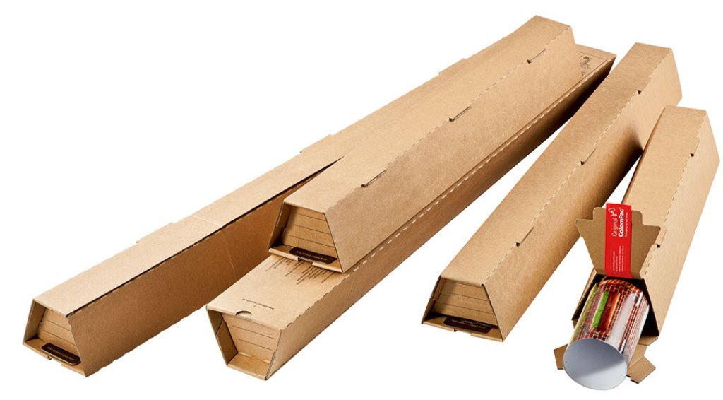 Colompac Long Trapeziform Boxes