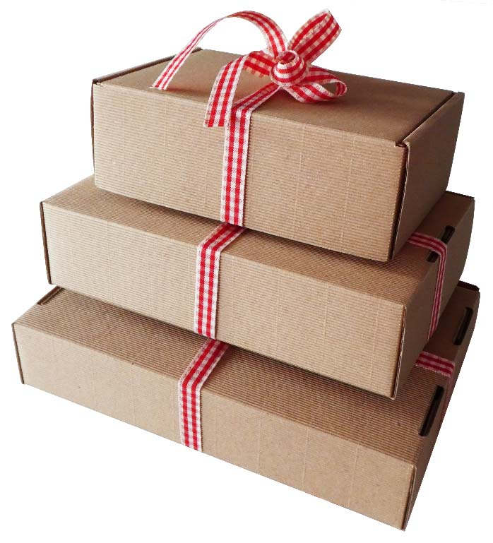 Brown Gift Boxes