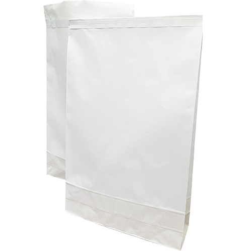 White Paper Mailing Bags
